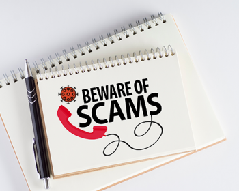 Be Aware of COVID-19 Scams