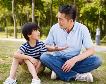 Four Strategies to Connect with Your Child