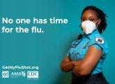En Medio de la Pandemia de COVID-19, Detengamos la Propagación de la Gripe