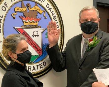 Danbury's New Mayor – Meet Mayor Joe Cavo